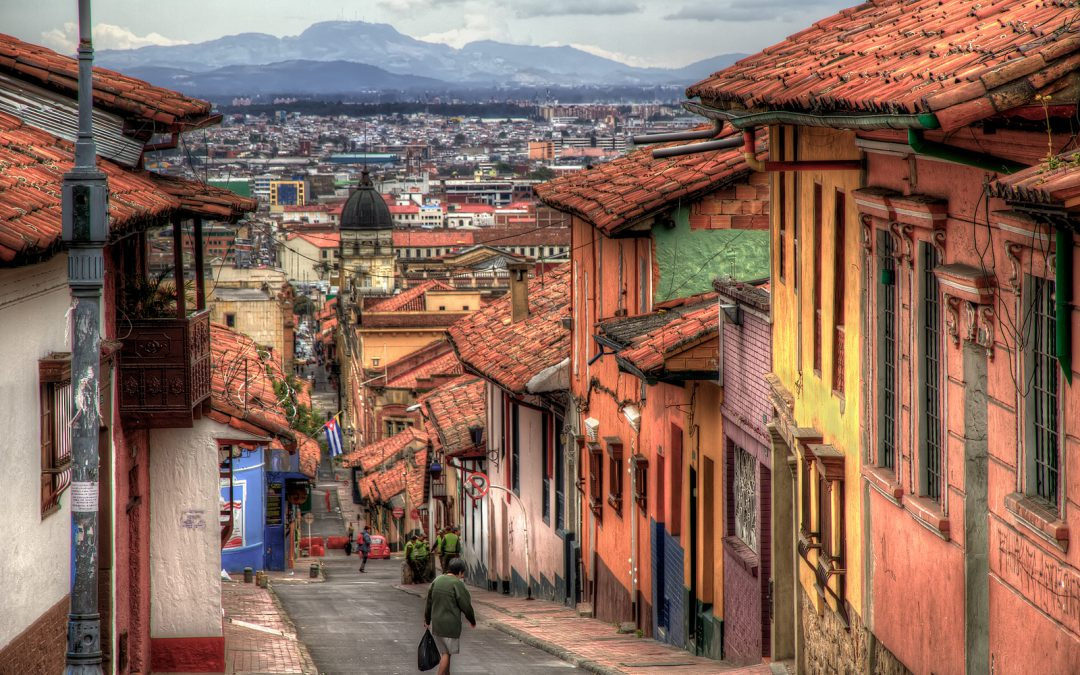 Colombian adventure